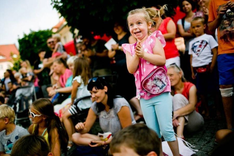 Publiczność podczas festiwalu OFCA