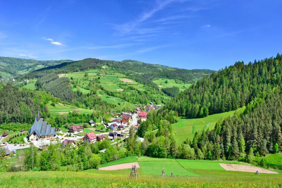 najdłuższa wieś w polsce – ochotnica