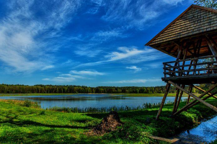 Tanie miejsca na wakacje w Polsce roztoczański park narodowy zwierzyniec