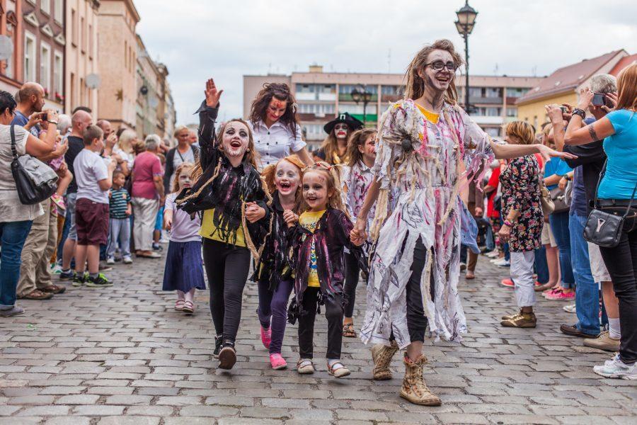 W Weekend z Frankensteinem odbywa się w Ząbkowicach Śląskich Parada Potworów