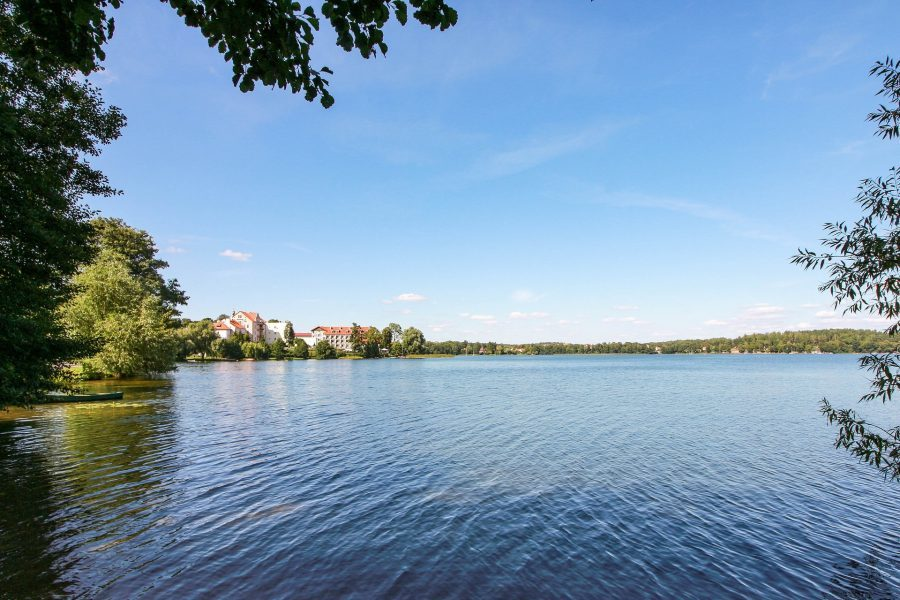 mrągowo jezioro czos