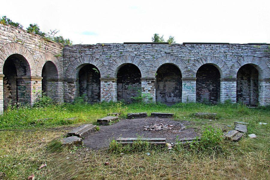 Wałbrzych, mauzoleum nazistów Totenburg