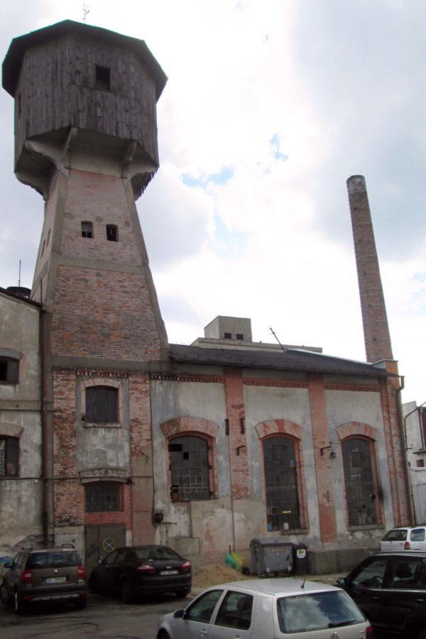 Wieża ciśnień browaru Kmicic w Częstochowie