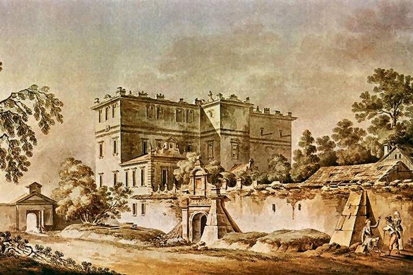 zamek w krasnymstawie