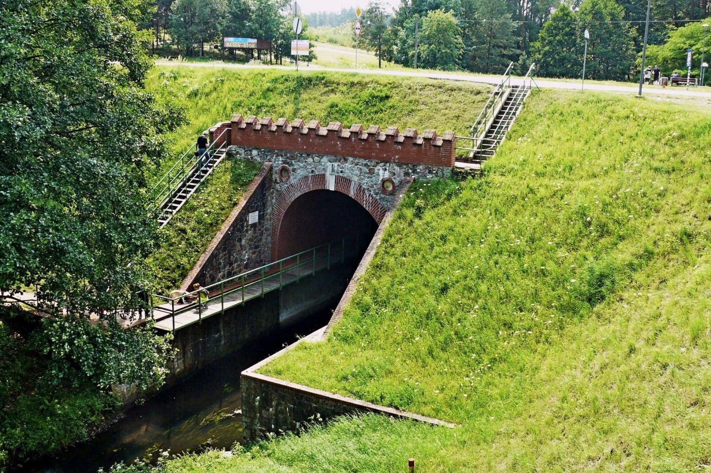 wiadukt akwedukt fojutowo