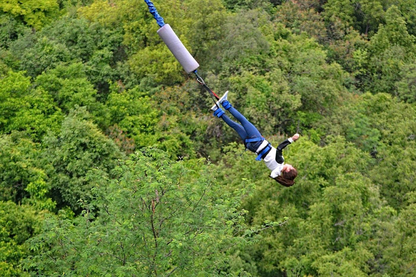 skoki na bungee w polsce