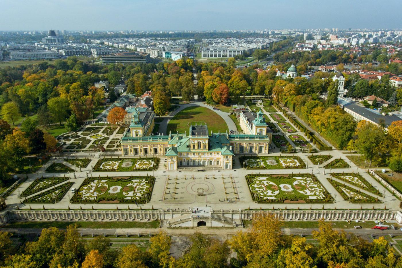 Darmowe atrakcje Warszawy – towarto zobaczyć (Top7)