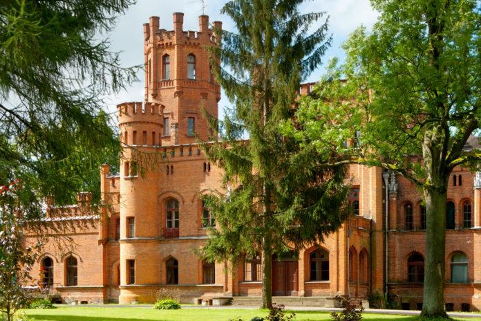 Pałac w Sorkwitach