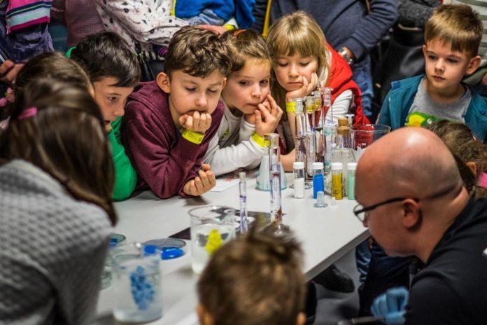 Warsztaty dla dzieci w EC1 w Łodzi