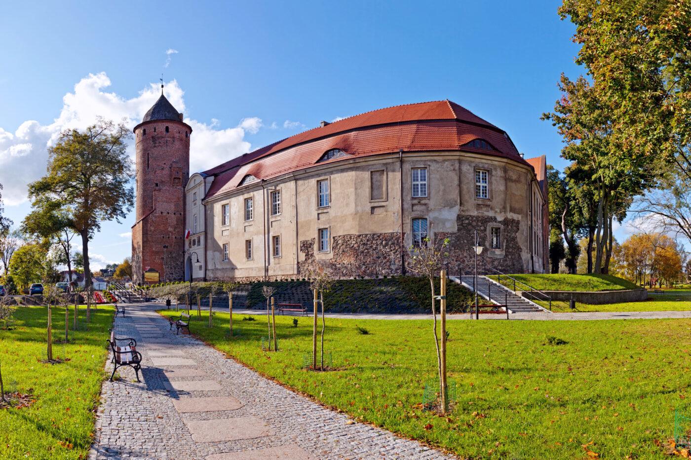 Zamek w Świdwinie – dawna forteca Krzyżaków ijoannitów