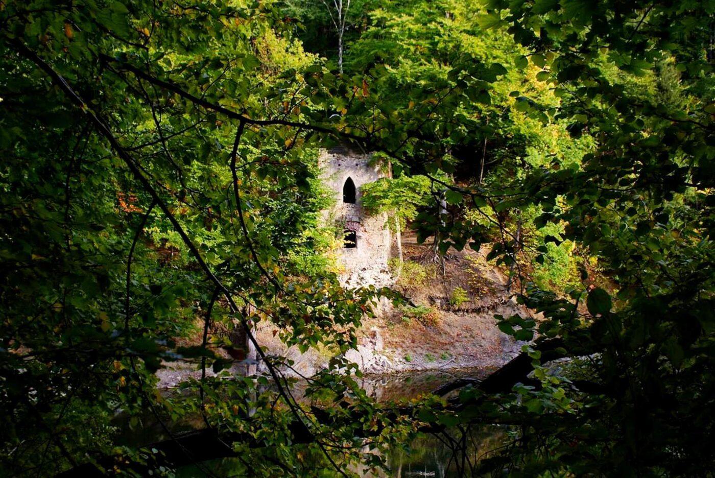 Jeziorko księżnej Daisy – mroczne miejsce, które niechce byćodwiedzane