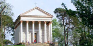 Mauzoleum Raczyńskich w Rogalinie