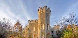Pałac Sybilli w Szczodrem