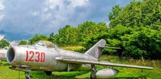 Samolot w Muzeum Lotnictwa Polskiego w Krakowie