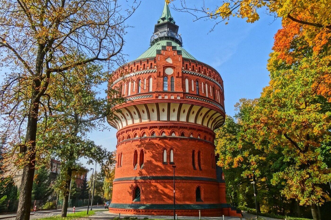 Wieża ciśnień w Bydgoszczy