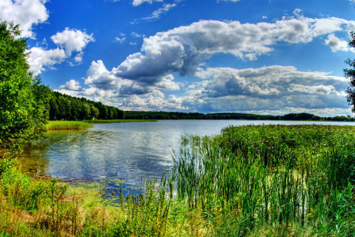 Jezioro Gołdapiw